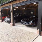 Calentadores infrarrojos para garaje
