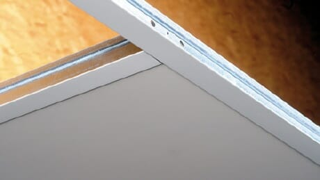 Herschel Select Ceiling Panel fitting - detail