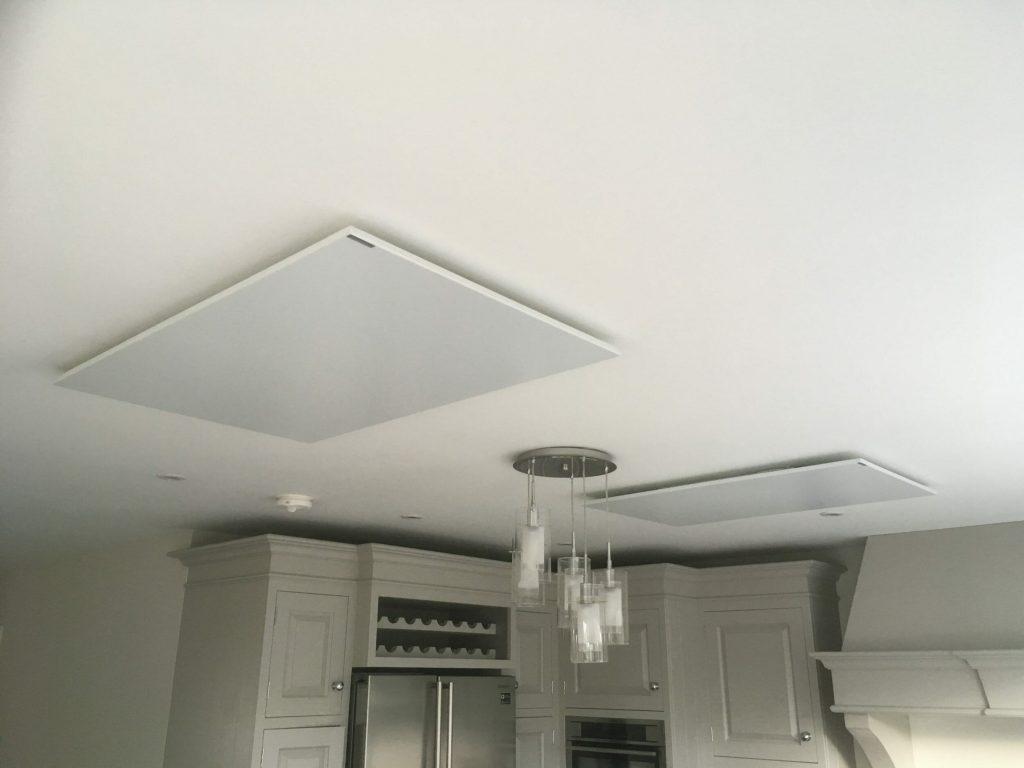Herschel Select XL white panel heaters