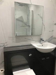 herschel bathroom mirror heating