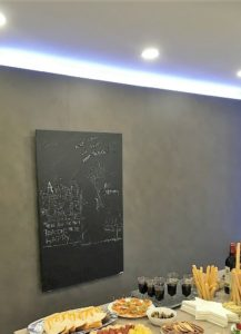 black board heaters for offices
