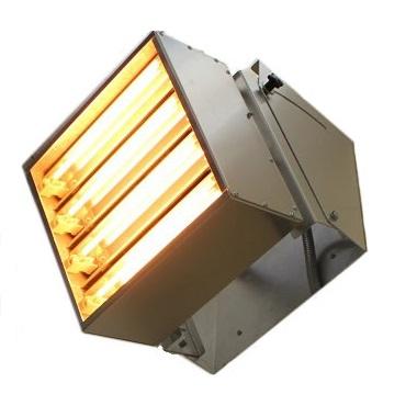 Vulcan 4kW Industrial Heater