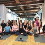 Calentadores infrarrojos para estudios de yoga caliente