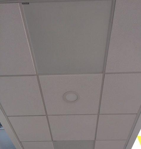 La solución de techo de oficina ideal de Herschel