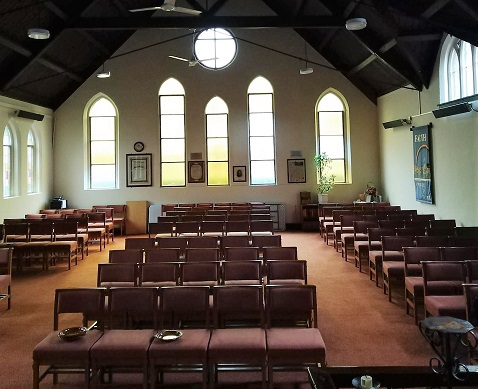 Instalaciones de calefacción de iglesias con Herschel