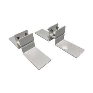 Un par de patas para convertir sus paneles Select XLS White en calentadores independientes.